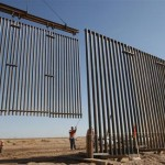 Homeland Security border fence